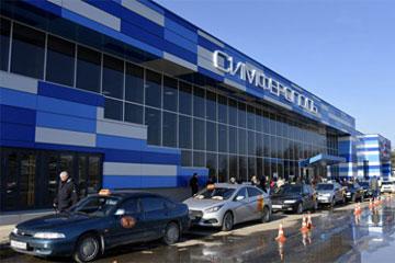 Средний чек авиаперелетов в Крым дешевеет