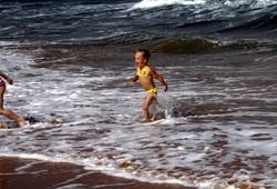 Азовское море Крым отдых с детьми