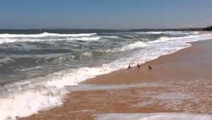 Песчаные пляжи Крыма для отдыха с детьми